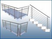 Geländer-Bausätze
