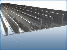 Edelstahlrohre und Edelstahlprofile » T-Stahl
