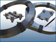 Erdungsband Bandstahl 30x3,5 Erdbandstahl Blitzschutz V2A + V4A Edelstahl