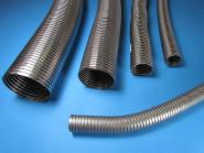Wellrohr flexibel Edelstahl Flexrohr V2A Auspuff Schutzrohr Rohr flex VA Stahl