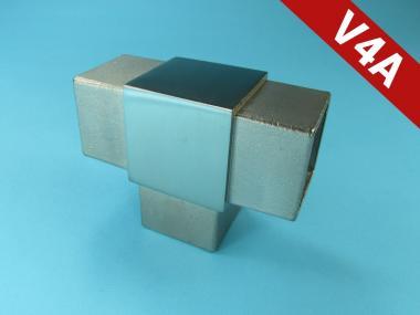 steckfitting t st ck f r rohr verbinder edelstahl v4a. Black Bedroom Furniture Sets. Home Design Ideas