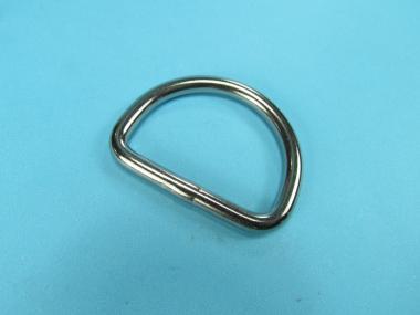 D-Ring Edelstahl Innenmaß 4 cm