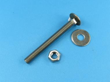 Sechskantschrauben Unterlegscheibe Sechskantmutter edelstahl M6 M8 M10