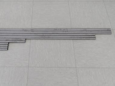 Rohr Set 25 mm für Mostly Printed CNC MPCNC Arbeiotsbereich 1x1 Meter 1000 x 1000 x 150 mm