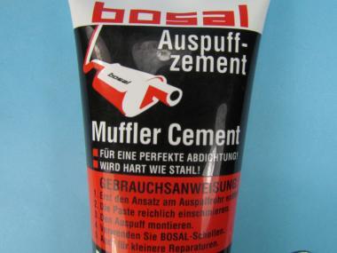 bosal Auspuff Zement Montagepaste Dichtmasse Reparatur Paste 258