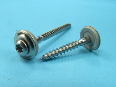 Henkellocheisen Loch-D.15mm Form A DIN7200