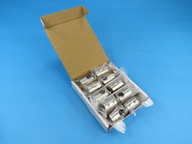 Querstabhalter VE 10 für Rohr Ø 42,4 mm 12 mm Bohrung SONDER