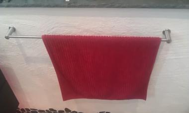 Handtuchhalter bis 145 cm Wandabstand 60 mm