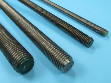 Gewindestange - M16 - 2000mm ( 2m ) RECHTS-Gewinde Edelstahl DIN 975 / 976 M16