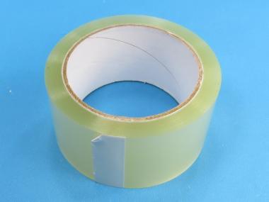 Klebeband Transparent 50 mm breit 66m lang leise abrollend Acrylatkler Packband