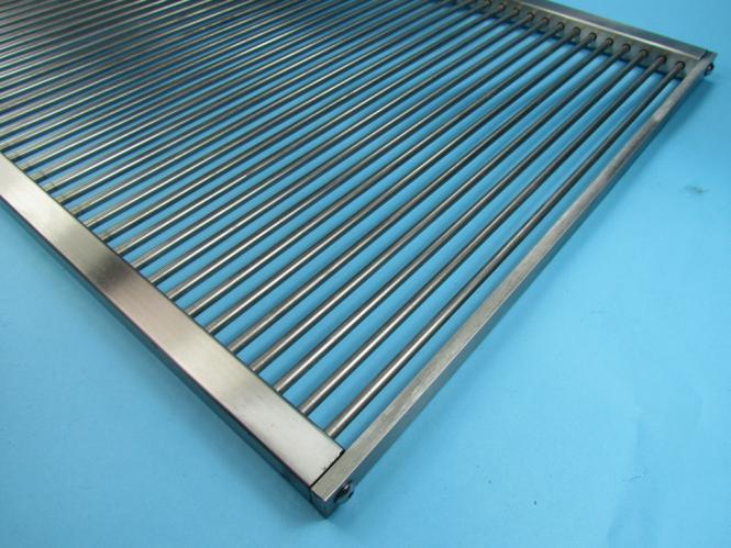 grillrost edelstahl eckig im konfigurator grill v2a. Black Bedroom Furniture Sets. Home Design Ideas