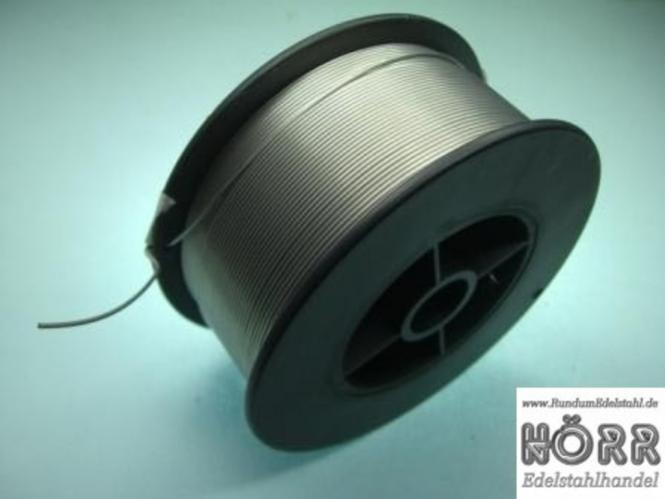 schwei draht 1kg mig mag edelstahl 0 8 mm v4a 0 8 mm v4a. Black Bedroom Furniture Sets. Home Design Ideas
