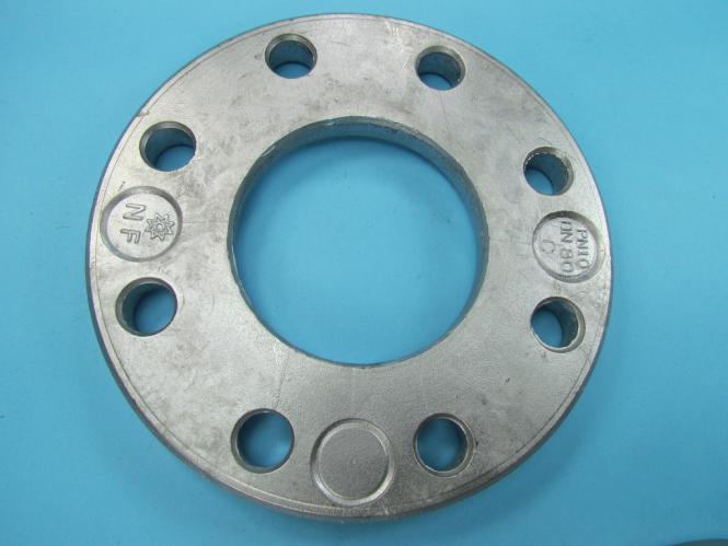 Losflansch DN 100 104 114,3 mm ALU blank DIN 2642 PN10 Flansch für Boerdel DN 100