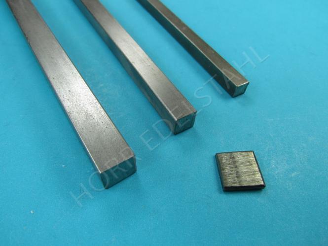 Vierkantstahl verschiedene Abmessungen / Längen bis 300 cm