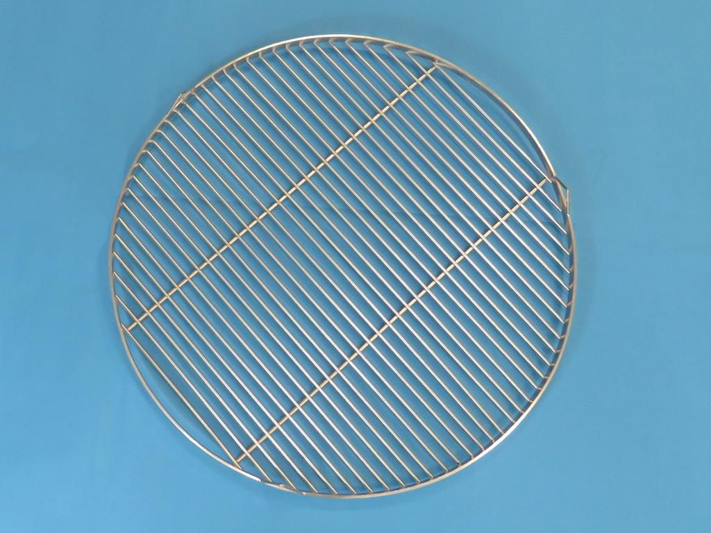 70 cm rundes grillrost edelstahl grill feuerstelle. Black Bedroom Furniture Sets. Home Design Ideas