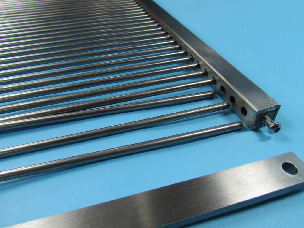 grillrost edelstahl eckig auf anfrage grill v2a h rr edelstahl. Black Bedroom Furniture Sets. Home Design Ideas